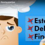 """Pesquisa do Sebrae confirma que 89% de donos de negócios de alimentação fora do lar, são donos """"faz tudo""""."""